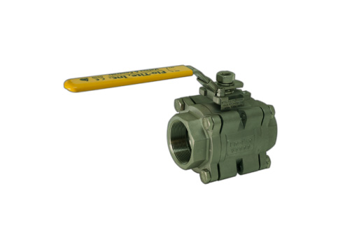 520/420/510/410 - 3 PC Full Bore Ball Valve