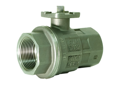 DM80SS - 2 PC Direct-Mount Automation Valve