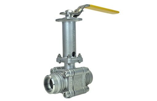 Tri-Pro Series - 3 PC High Performance Fire Safe Ball Valve