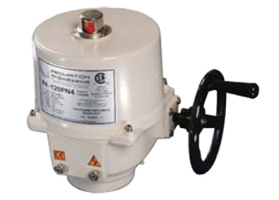 Pro Torq Industrial Electric Actuators