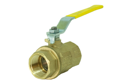 T51/52BZ- 2 PC Full Port Brass Ball Valve