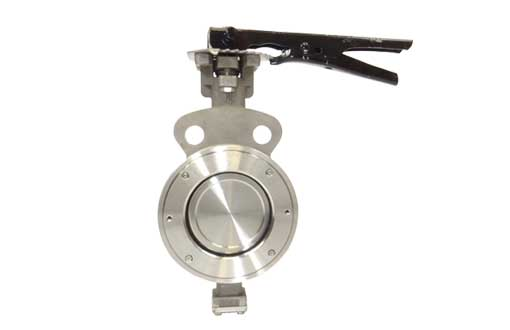 MAX-SEAL BUTTERFLY VALVES