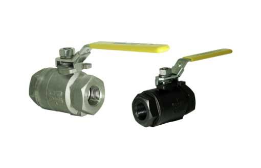 Flo Tron-II Series High Pressure - Seal Welded Ball Valve - 1 PC Body